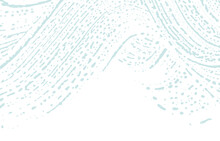 Grunge Texture. Distress Blue Rough Trace. Charmin