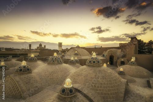 Obraz na plátně Sultan Amir Ahmad Bathhouse