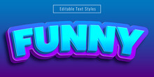 Editable Popup Text Effect