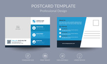 Creative Corporate Business Modern Postcard EDDM Design Template