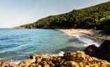 Fototapeta Fototapety z morzem do Twojej sypialni - Morski brzeg, Grecja