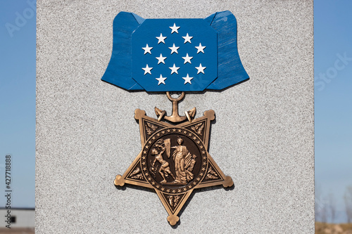 Foto Medal of Honor of the United States Navy