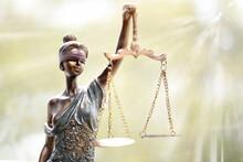 Justitia Gerechtigkeit Mythologie