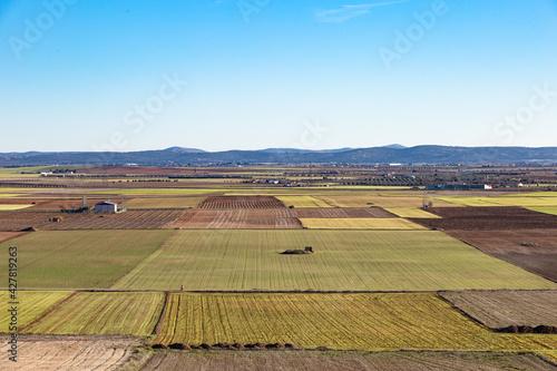 Campos de la Mancha
