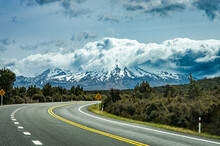 On The Road, Somewhere In New Zealand