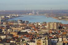 Exclusive Antwerp Skyline Photography