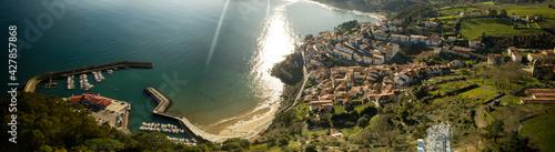 Lastres, Asturias. Spain