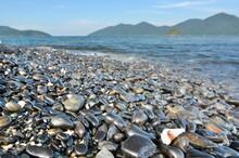 Pebble Beach. Koh Hin Ngam. Satun Province. Thailand