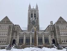 Gasson Hall, Boston College