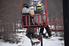 Vermont Skiing, Magic Mountain