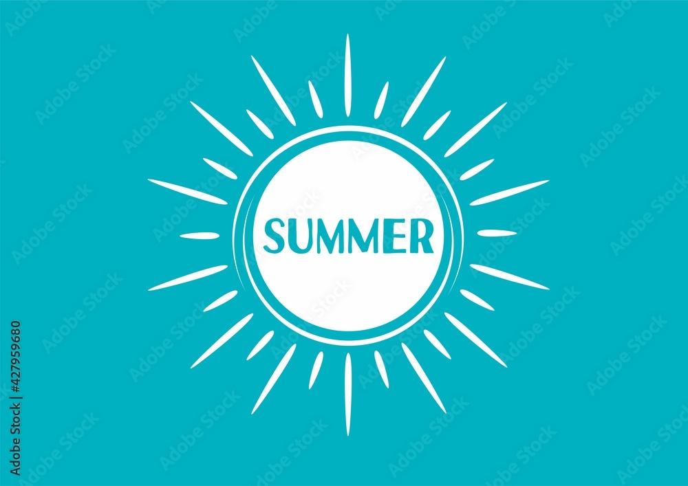 Fototapeta summer
