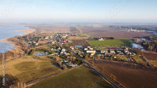 Kamienica Powiat Wągrowiecki Wielkopolska - fototapety na wymiar