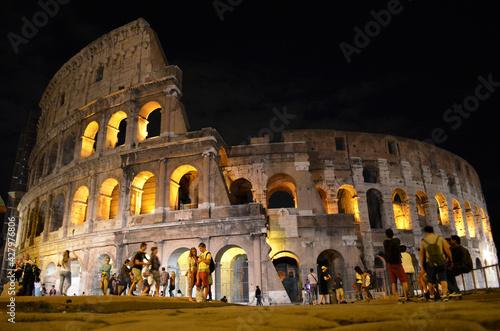 Colosseo Fototapet