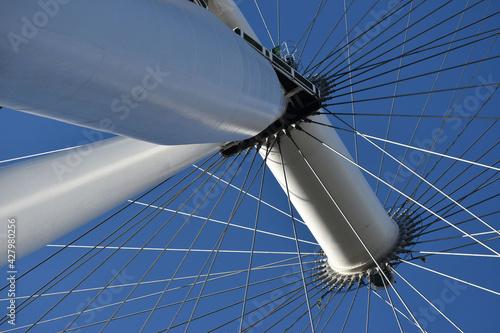 Obraz na plátně The London Eye