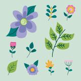 ten spring icons