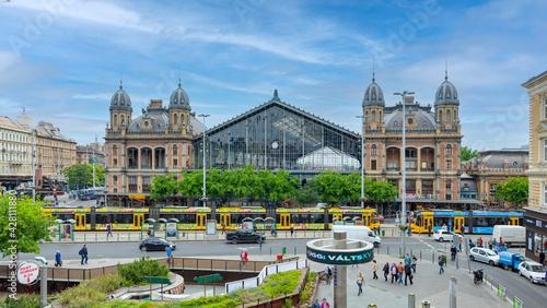 Hauptbahnhof Budapest