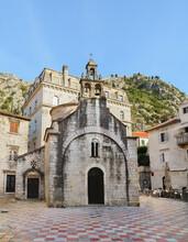 Church Of St. Luke. Old City. Kotor. Montenegro