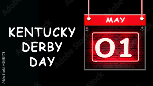 Fotografia May month day 1, Kentucky Derby Day
