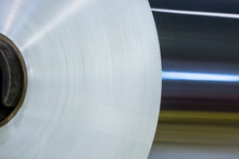 Aluminium Coil And Sheet On Machinery