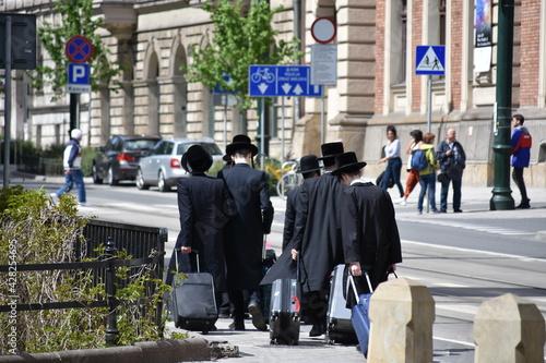 Fototapeta Izraelczyk, Izraelita, żyd, Izraelczycy, żydzi, Idysz, Ortodoksyjni,   obraz