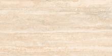 Natural Travertine Stone Texture Background
