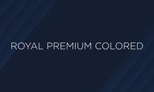 Blue Royal Dark Premium Background
