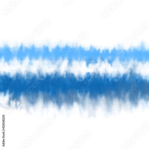 Fotografia Pattern texture tie dye background design paint textile illustration
