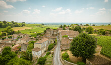 The Region Of Saint-Emilion In The South Of France Is A Beautiful And Historic Landscape Filled With Vineyards And Fine Architecture...Saint-Émilion's History Goes Back To Prehistoric Times