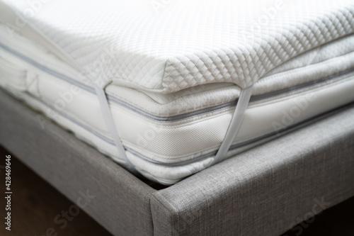 Obraz Mattress Memory Foam Bed Topper - fototapety do salonu