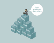 The Bias Blind Spot Is The Cognitive Bias Which Has Tendency Of People To See Themselves As Less Biased Than Others