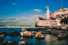 El Morro Castle And Lighthouse In Havana