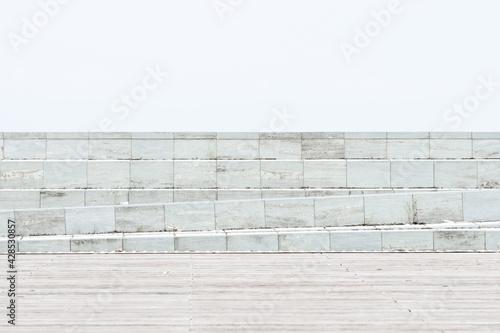 Fototapeta 穏やかな公園の一角 obraz