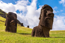 Ancient Stone Statue