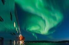 Hurtigrute & Northern Lights