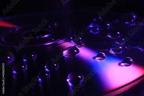 Krople wody na zdjęciach