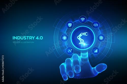 Stampa su Tela Smart Industry 4