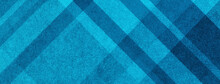 Abstract Blue Background Pattern With Stripes And Texture In Abstract Modern Design, Blue Plaid Background Material