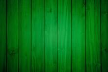Green Wood Textured Wallpaper Background