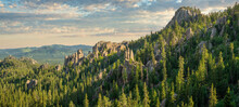 Cathedral Spires Hike In The Black Hills Of Custer State Park South Dakota - Hike From The Needles Scenic Highway