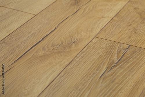 Fototapeta flooring wood surface texture background obraz na płótnie