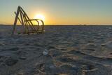Fototapeta Fototapety z morzem do Twojej sypialni - sunrice on pablos beach