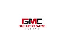 Letter GMC Logo Icon Design For You