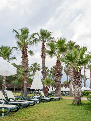 Photo Deserted hotel in Turkey