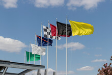 The Seven Flags Of Racing.