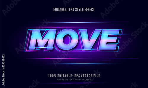 TEXT EFFECT_038 - fototapety na wymiar
