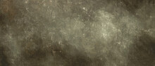 Grunge Brown Grey Distressed Glossy History Marble Wall Or Old Dirty Parchment