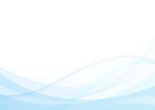 ウェーブ,波,背景,曲線,海,風,ブルー,夏