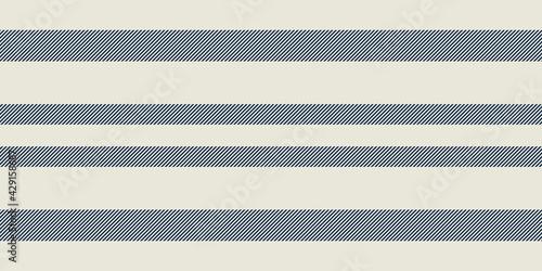 Obraz na plátne Vector seamless french farmhouse textile pattern
