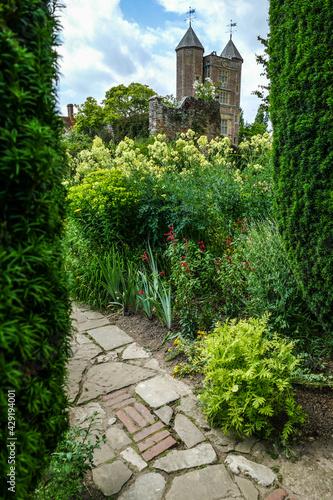 Sissinghurst Castle & Garden England Kent Fototapeta
