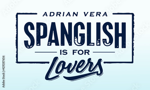 Photo Adrian Vera lover Custom t shirt design.